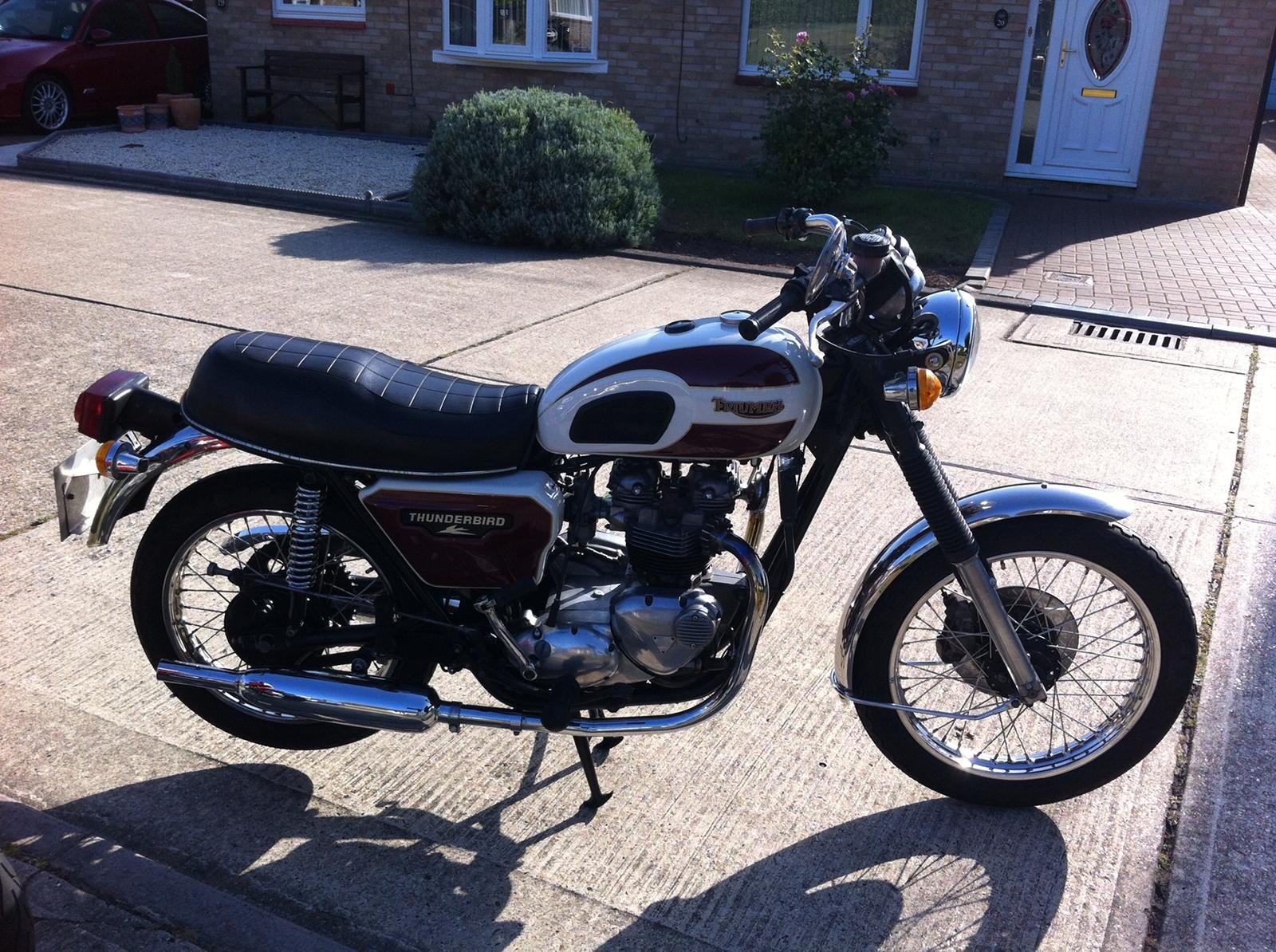 1982 Triumph thunderbird TR65 For Sale (picture 2 of 6)