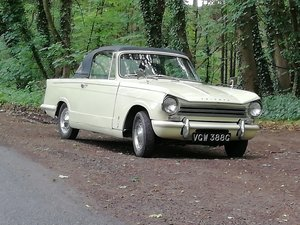 1969 Triumph Herald Convertible SOLD
