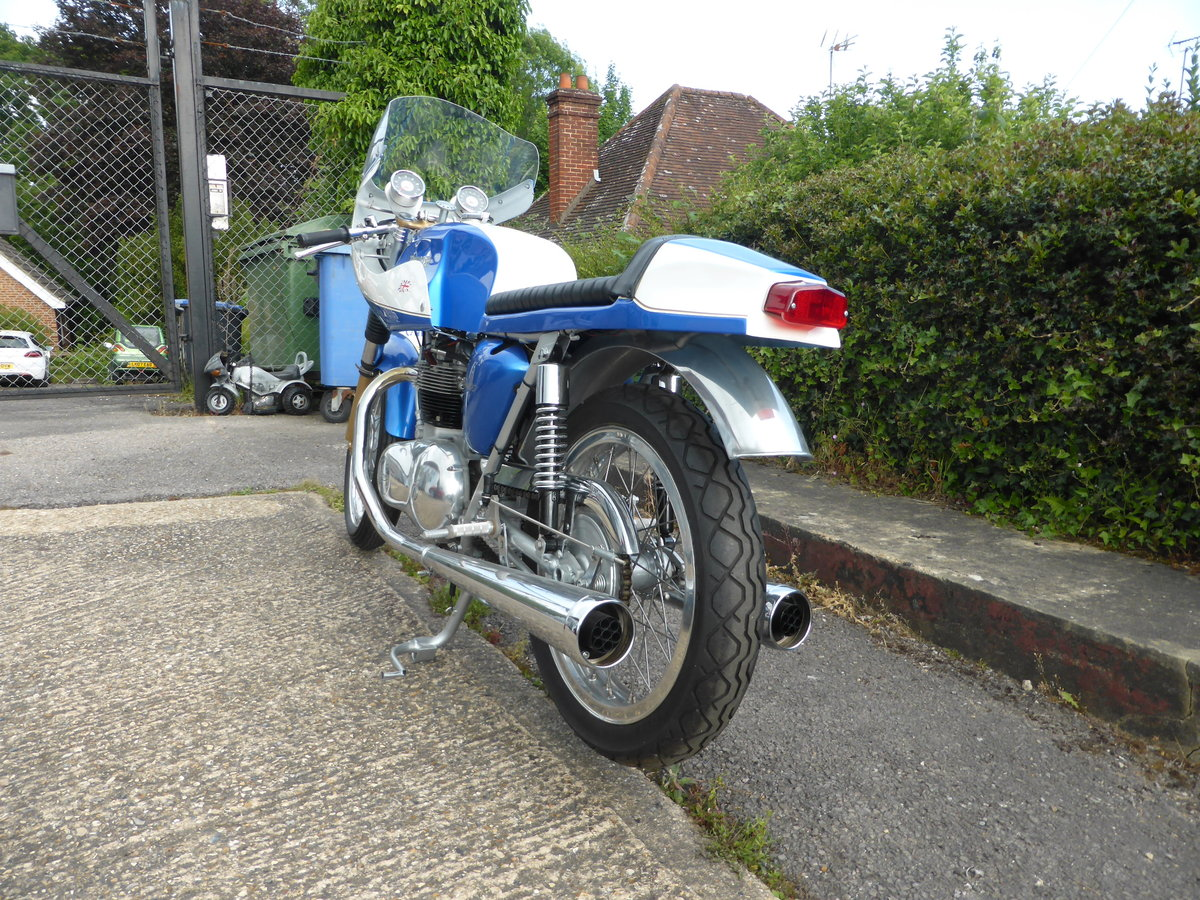 1974 TRIUMPH T100 CAFE RACER For Sale (picture 5 of 5)