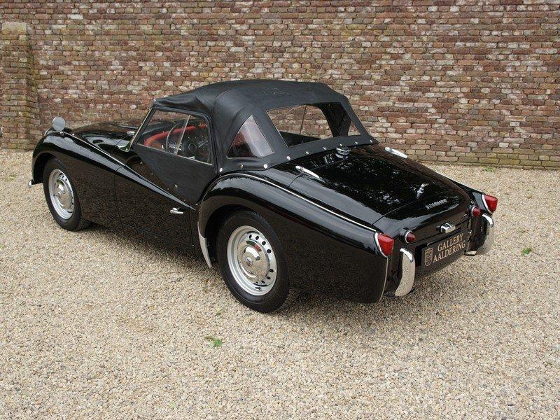 1960 Triumph TR3A For Sale (picture 2 of 6)