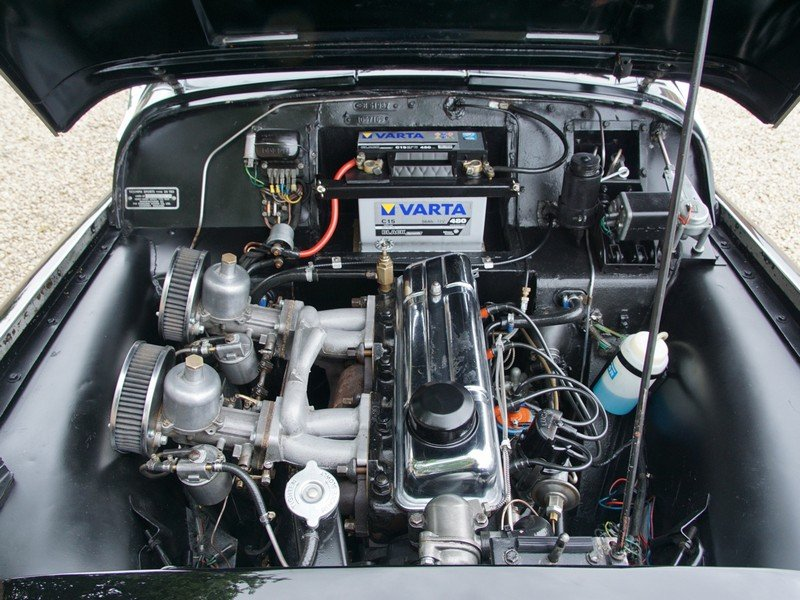 1960 Triumph TR3A For Sale (picture 4 of 6)