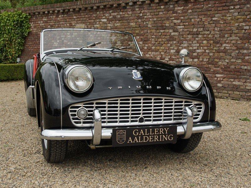 1960 Triumph TR3A For Sale (picture 5 of 6)