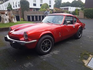 1974 GT6 Mk3 With Overdrive For Sale