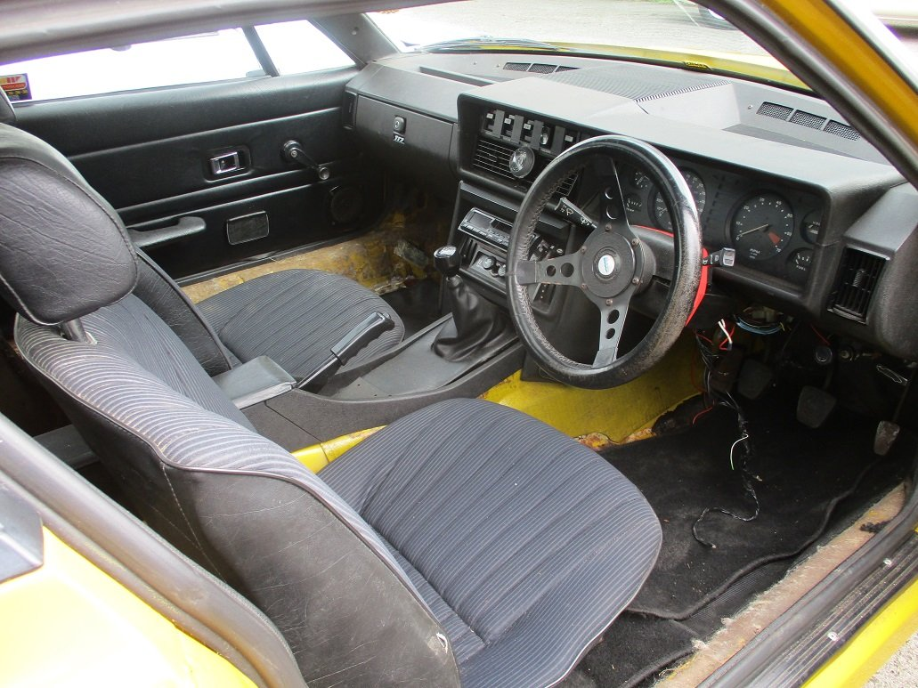 1976 TRIUMPH TR7 - FOR RESTORATION For Sale (picture 3 of 3)