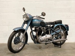 Triumph Thunderbird 1953 650cc Matching Number For Sale
