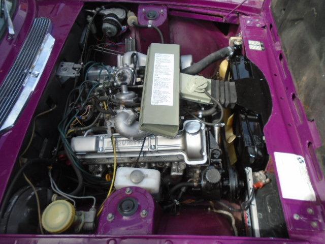 1973 Triumph Stag Mk2, Auto.  For Sale (picture 6 of 6)