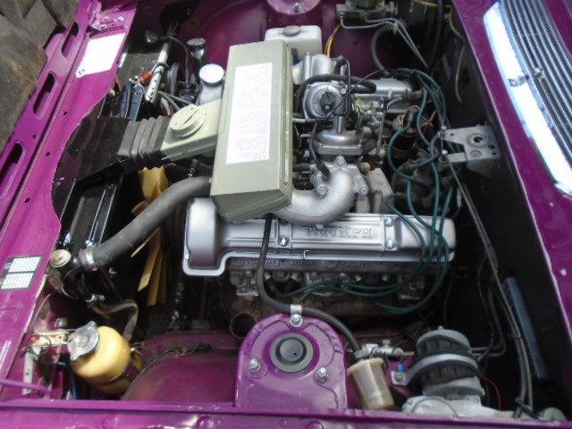 1973 Triumph Stag Mk2, Auto.  For Sale (picture 5 of 6)