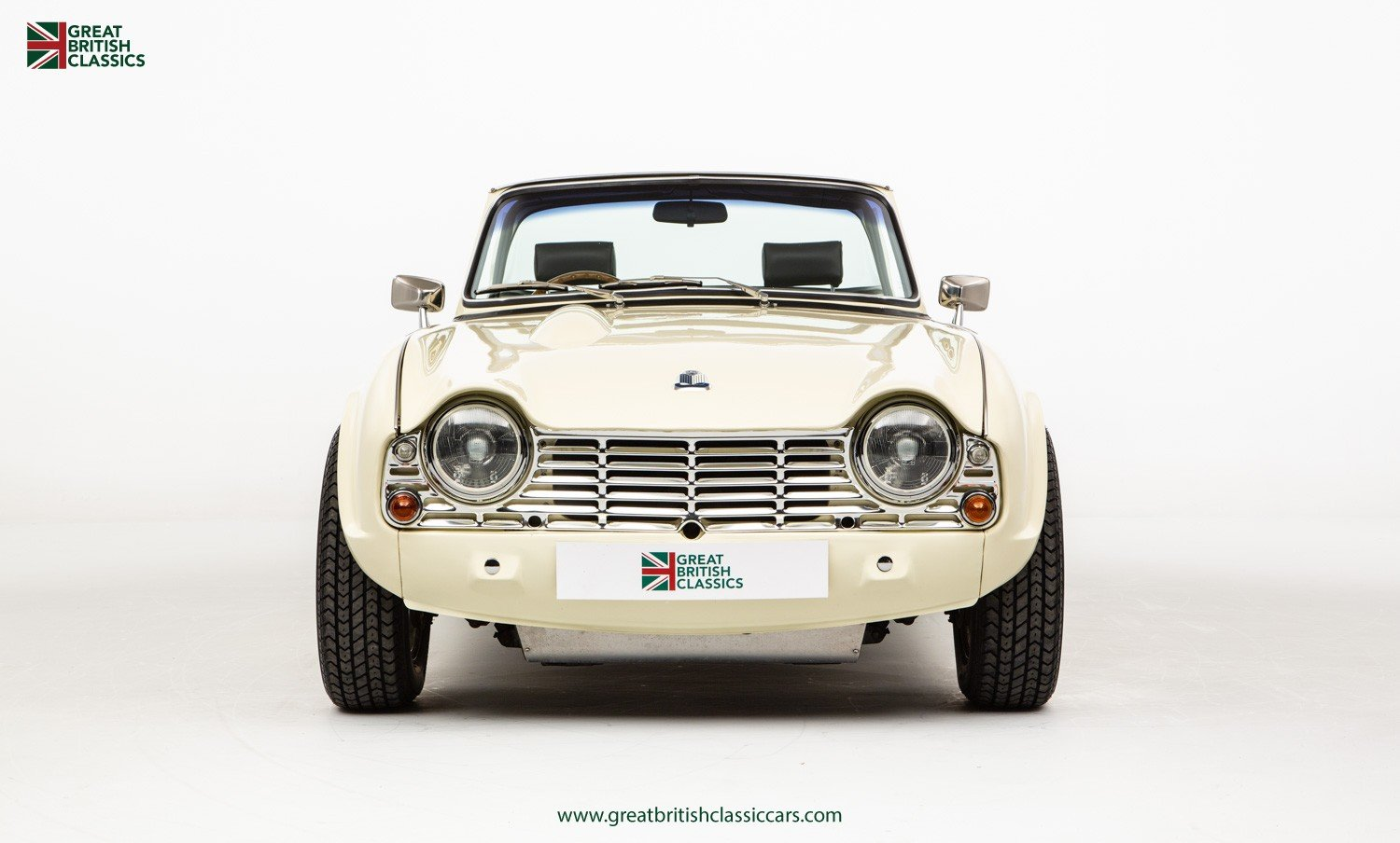 1962 TRIUMPH TR4 // UK MATCHING NUMBER // HISTORIC RACING UPGRADE For Sale (picture 1 of 6)