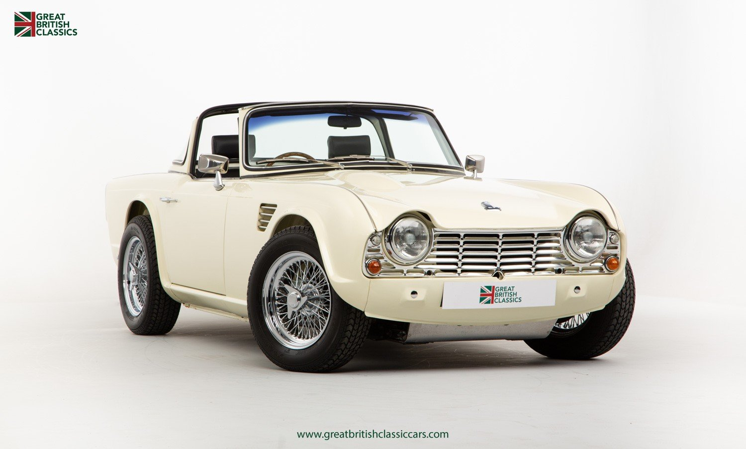 1962 TRIUMPH TR4 // UK MATCHING NUMBER // HISTORIC RACING UPGRADE For Sale (picture 2 of 6)