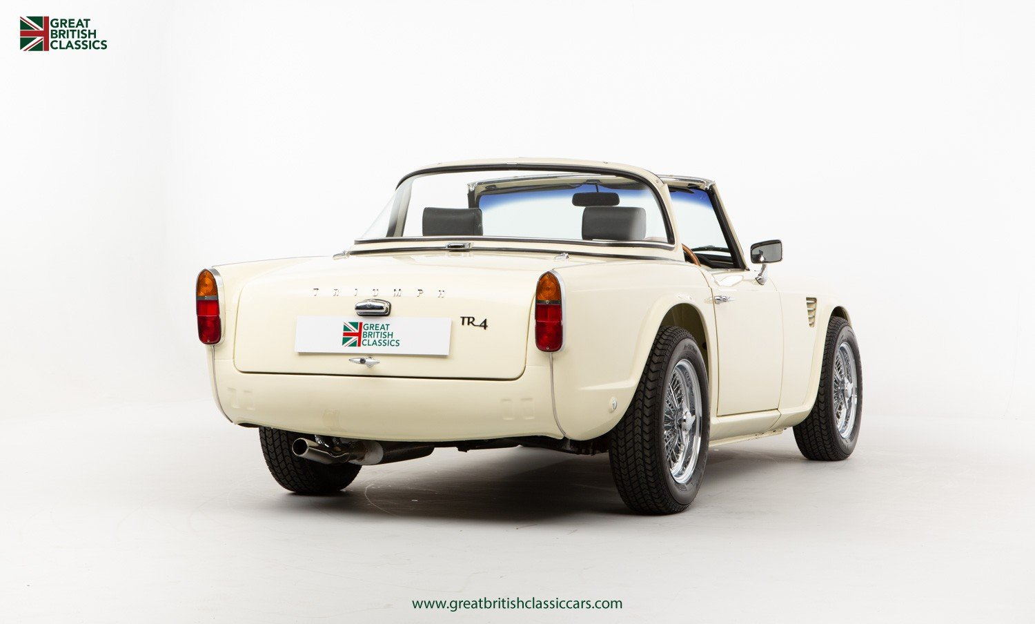1962 TRIUMPH TR4 // UK MATCHING NUMBER // HISTORIC RACING UPGRADE For Sale (picture 3 of 6)