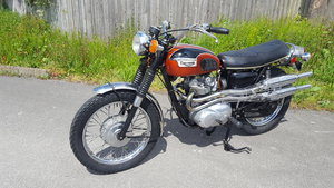 1971 Triumph T100C Trophy - SOLD - awaiting collection SOLD