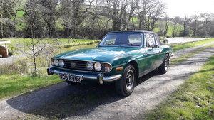 1972 Mk1 Triumph Stag For Sale