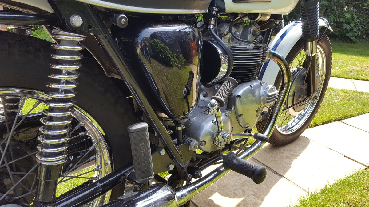 1971 Triumph T100R Daytona For Sale (picture 5 of 6)