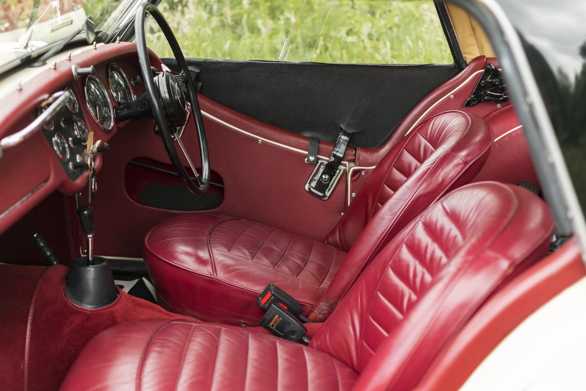 1958 Triumph TR3 A with works hard top, Beautiful condition SOLD (picture 6 of 6)
