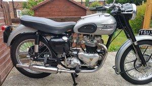 1957 Triumph 110 For Sale