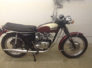 Triumph daytona 1971 500