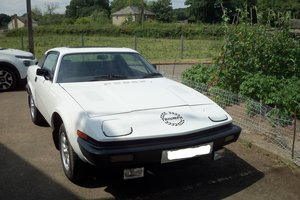 1979 Trumph TR7 FHC For Sale