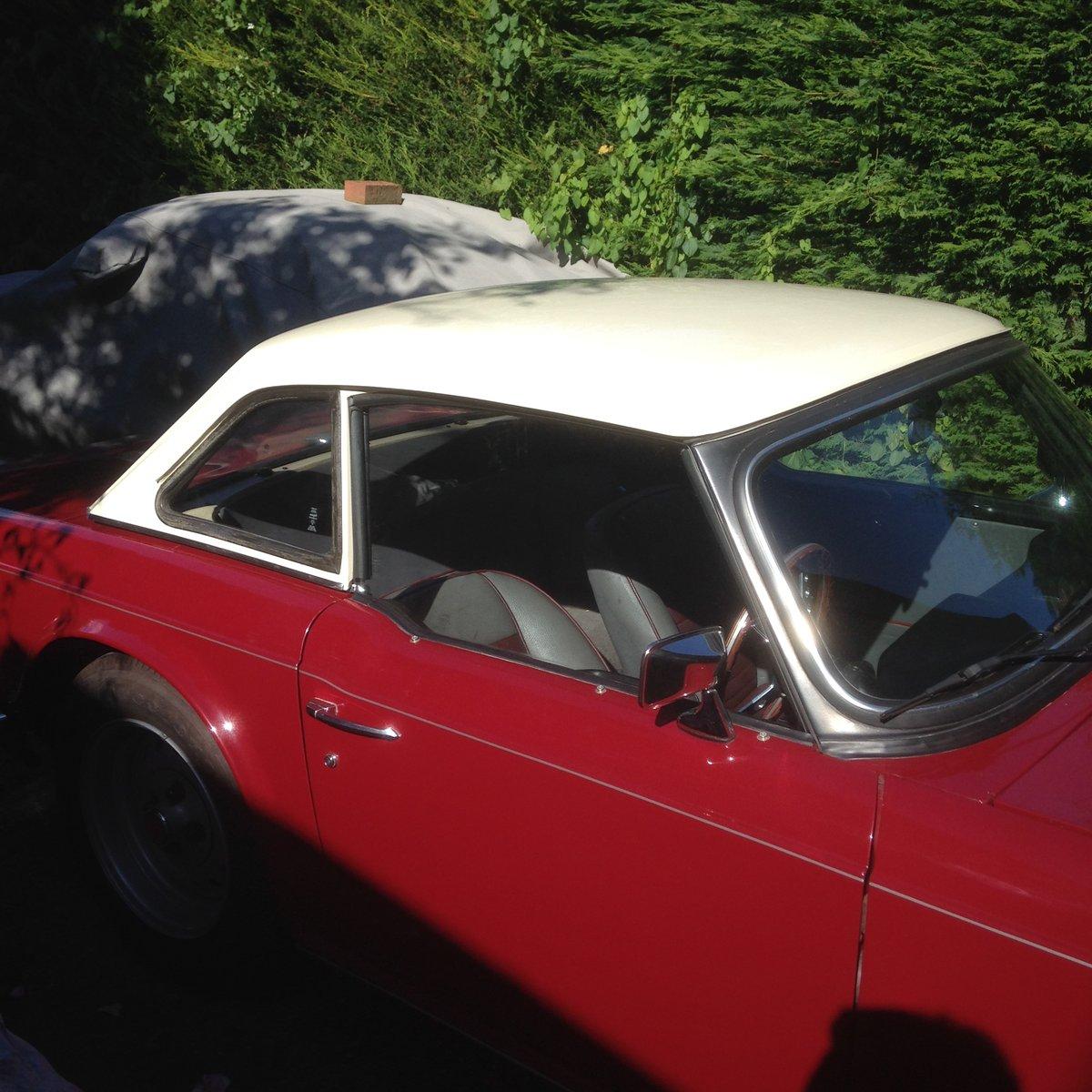 1971 Triumph TR6 For Sale (picture 6 of 6)