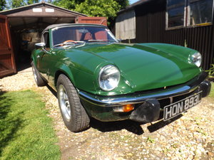 1973 Triumph Spitfire IV For Sale