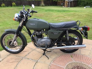 1979 Triumph Tiger TR7RV 750cc NOW SOLD  NOW SOLD