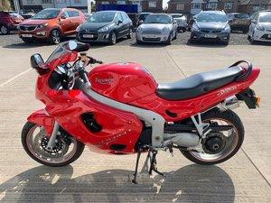 2002 Triumph Sprint 955 For Sale