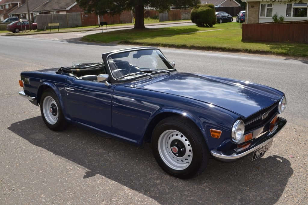 TR6 (1972) - extensive renovation  For Sale (picture 7 of 10)