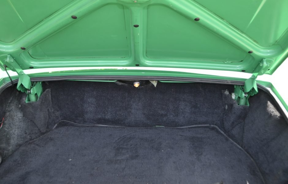 1997 Triumph Stag MK2 with hard top - very original  For Sale (picture 9 of 9)