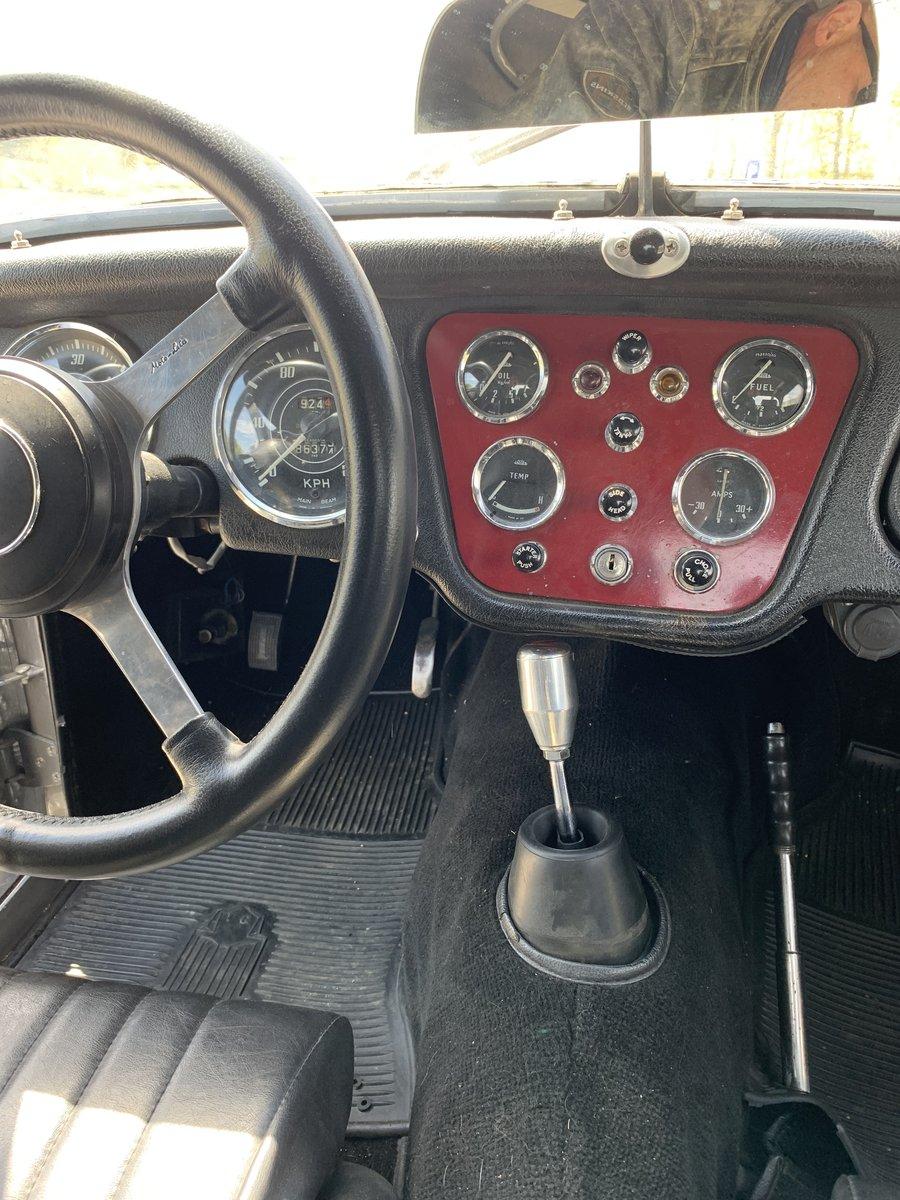 1960 Perfect Triumph TR3 For Sale (picture 6 of 6)