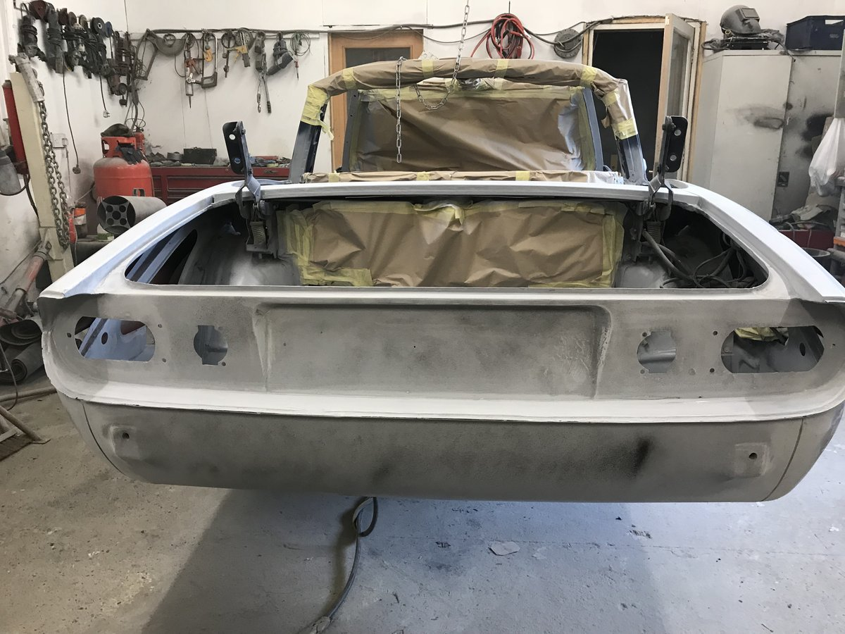 1972 Triumph Stag - Completed renovation For Sale (picture 11 of 12)
