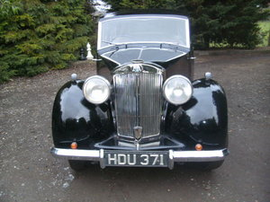 Triumph Renown Razor Edge  1948 For Sale