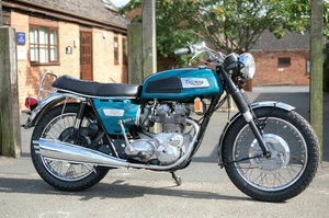 Triumph Trident T150T 1968 68th one made, un-restored and im SOLD