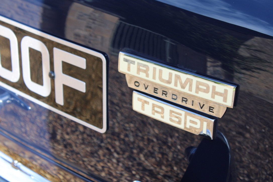 1968 TRIUMPH TR5 - £56,950 - BEST AVAILABLE  For Sale (picture 4 of 12)