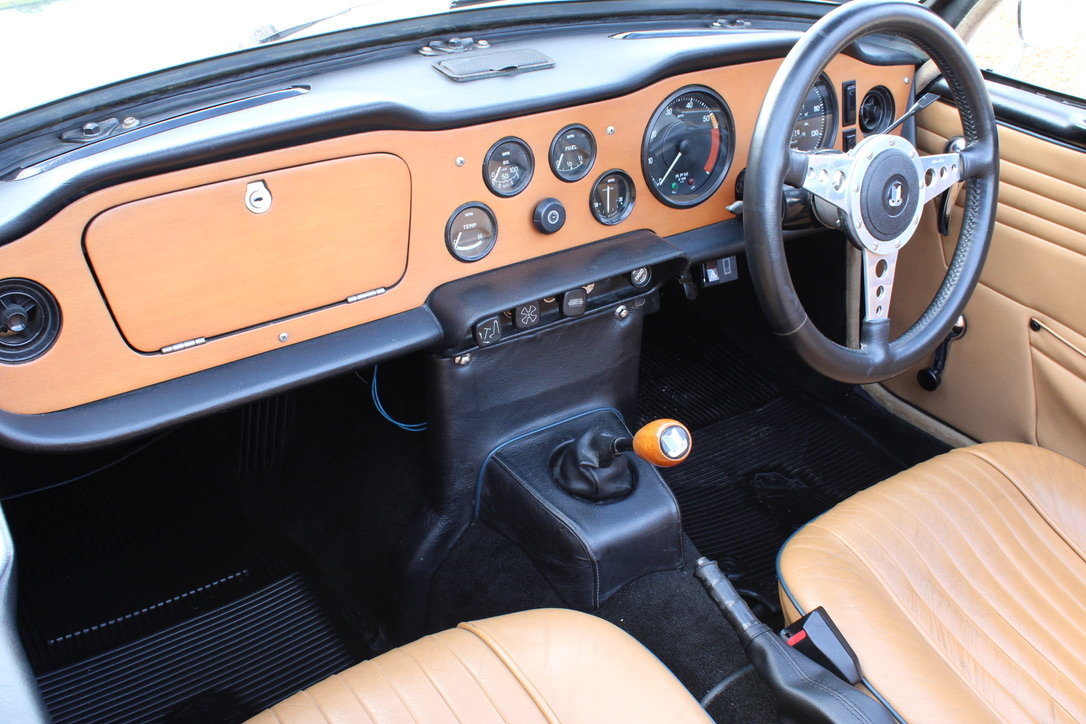 1968 TRIUMPH TR5 - £56,950 - BEST AVAILABLE  For Sale (picture 6 of 12)