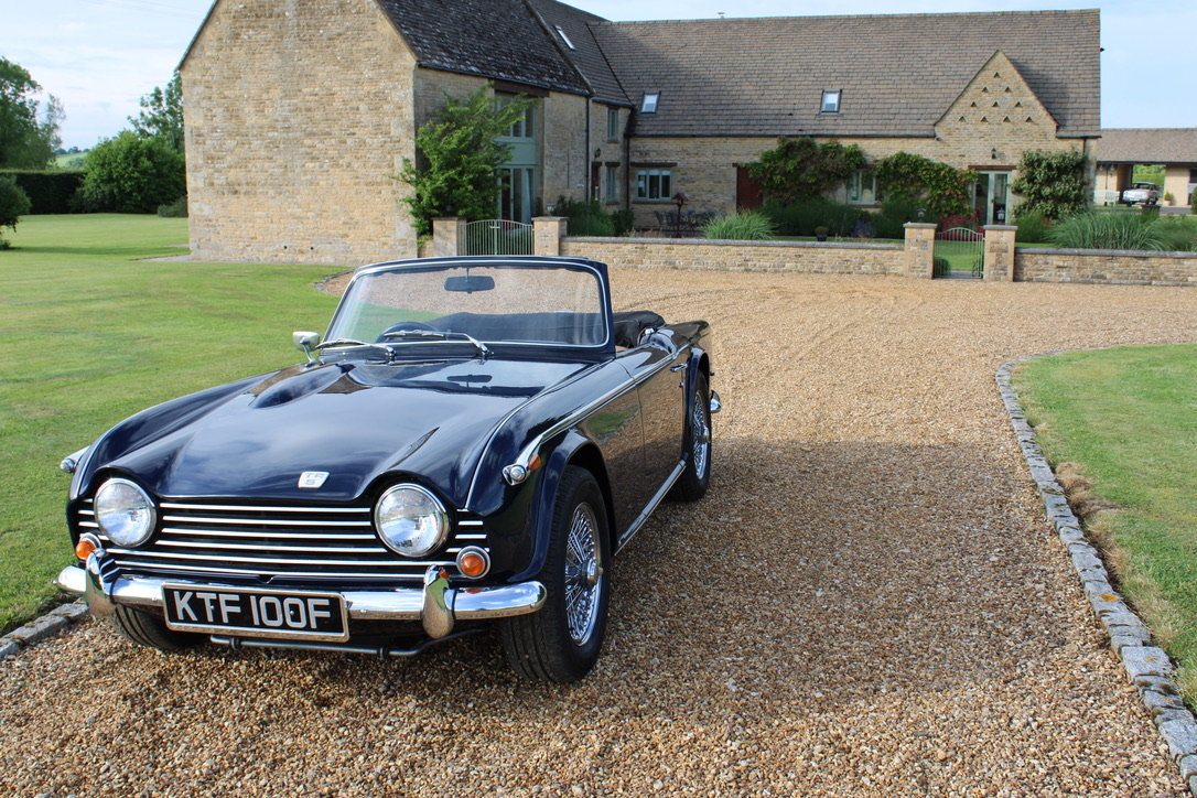 1968 TRIUMPH TR5 - £56,950 - BEST AVAILABLE  For Sale (picture 7 of 12)
