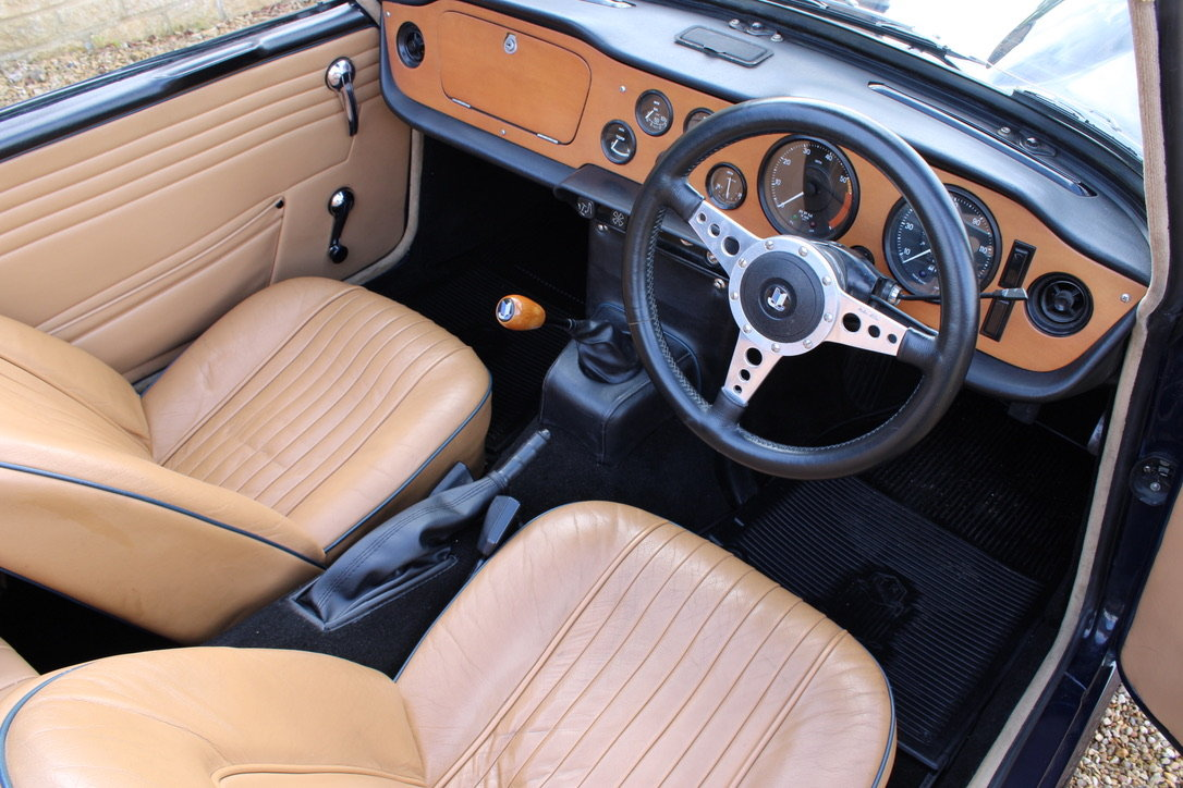 1968 TRIUMPH TR5 - £56,950 - BEST AVAILABLE  For Sale (picture 8 of 12)