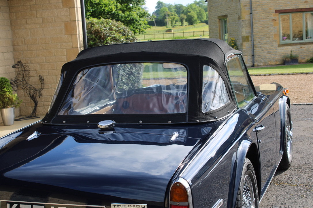 1968 TRIUMPH TR5 - £56,950 - BEST AVAILABLE  For Sale (picture 11 of 12)