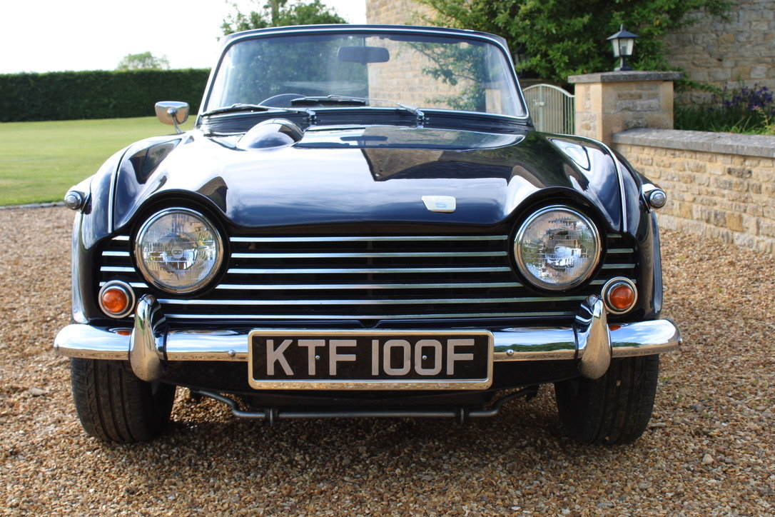 1968 TRIUMPH TR5 - £56,950 - BEST AVAILABLE  For Sale (picture 12 of 12)