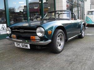 1973 Triumph TR6 RHD UK Car For Sale