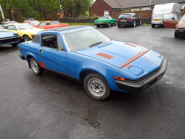 1979 Triumph TR7 FHC Sprint SOLD (picture 1 of 6)