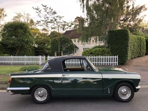 1963 Triumph Vitesse 6 For Sale