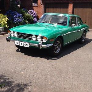 1975 Excellent Triumph Stag  For Sale