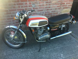 Triumph t150 trident 1969 t150v tax exempt For Sale