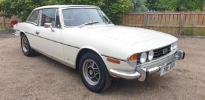 **NEW ENTRY** 1978 Triumph Stag SOLD by Auction