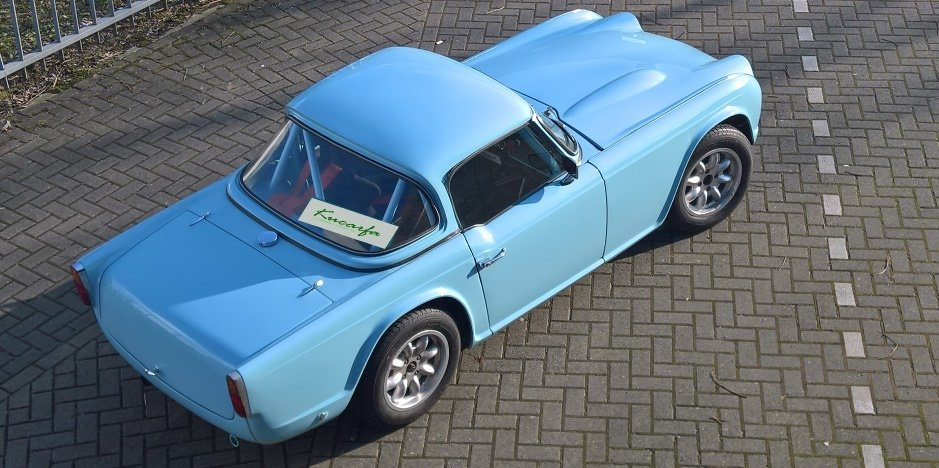 1962 Triumph TR4 LHD Race/rally car For Sale (picture 4 of 6)