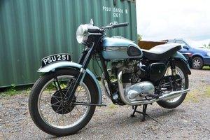 1956 Triumph Tiger T110 For Sale by Auction