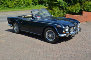 1969 Triumph TR5 For Sale by Auction
