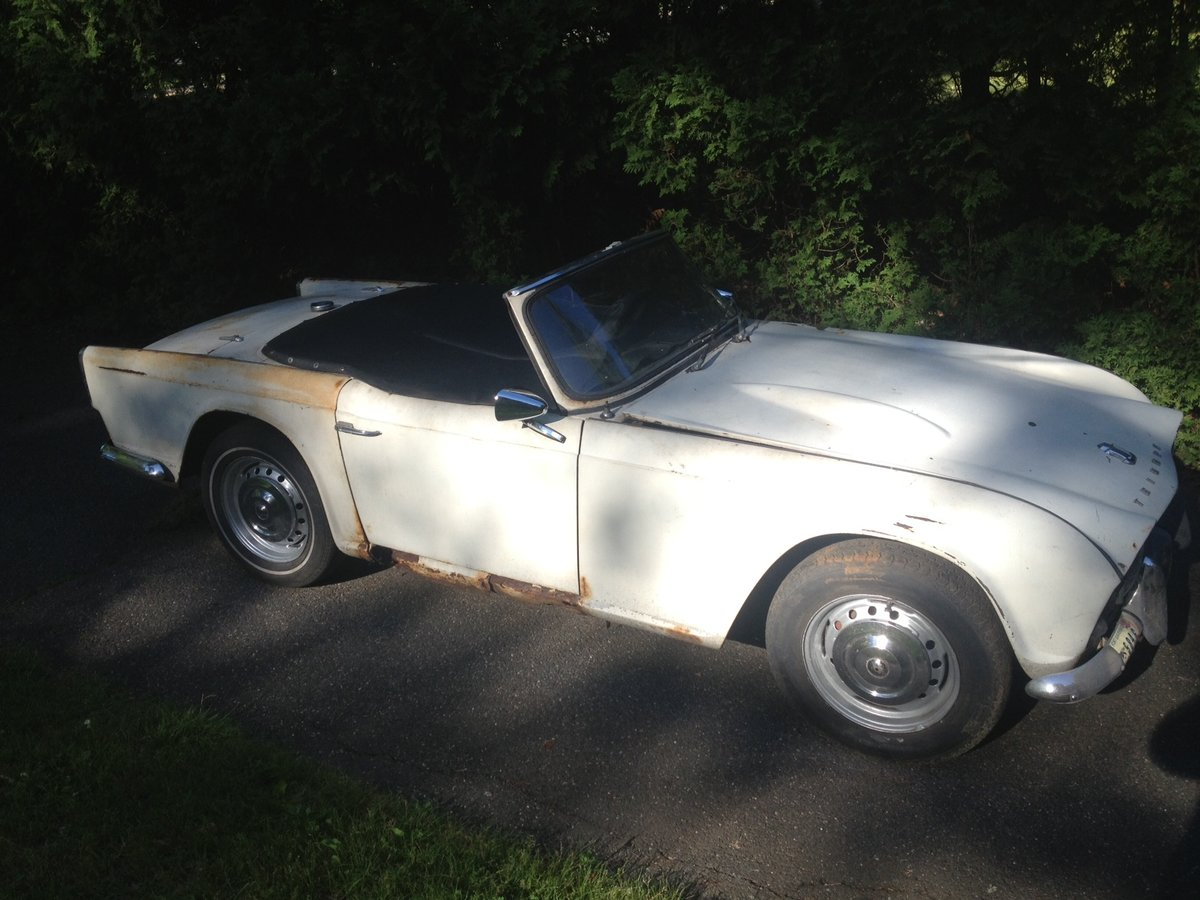 1962 Triumph TR4 For Sale (picture 1 of 6)