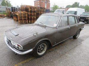 1970 Triumph MKII 2.5 PI Saloon Public Auction: