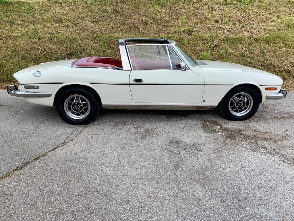 1972 Triumph Stag 3.0V8 Manual + Overdrive ............ For Sale (picture 2 of 6)