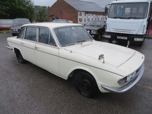 1972 Triumph MKII 2.5 PI Saloon PUBLIC AUCTION